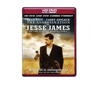 Assassination of Jesse James by the Coward Robert Ford (Combo HD DVD and Standard DVD) [HD DVD], The Cover