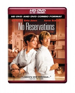 No Reservations (Combo HD DVD and Standard DVD) [HD DVD] Cover