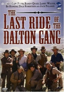 Last Ride of the Dalton Gang, The Cover
