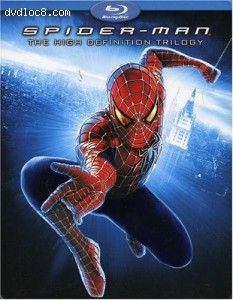 Spider-Man - The High Definition Trilogy [Blu-ray]