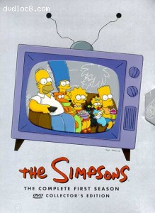 Simpsons, The: The Complete 1st Season