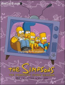 Simpsons, The: The Complete 3rd Season