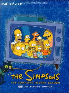 Simpsons, The: The Complete 4th Season