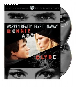 Bonnie and Clyde - Ultimate Collector's Edition Cover