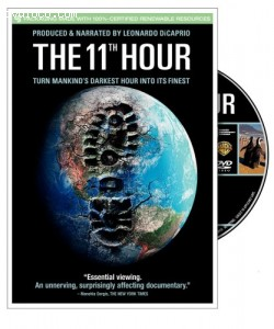 11th Hour, The Cover