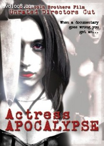 Actress Apocalypse (Unrated Director's Cut) Cover