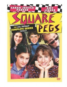 Square Pegs: The Complete Series Cover
