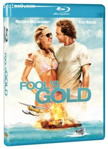Fool's Gold [Blu-ray] Cover
