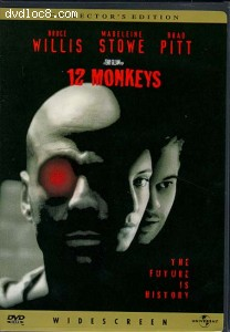 12 Monkeys (Collector's Edition) Cover