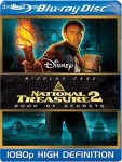 Cover Image for 'National Treasure 2: Book of Secrets'