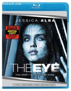 Eye [Blu-ray], The Cover