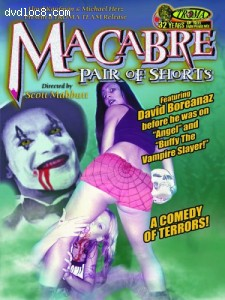 Macabre Pair of Shorts Cover