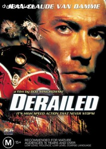 Derailed Cover