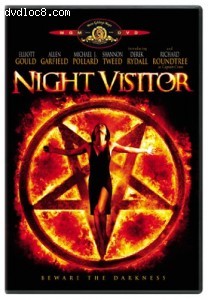 Night Visitor Cover