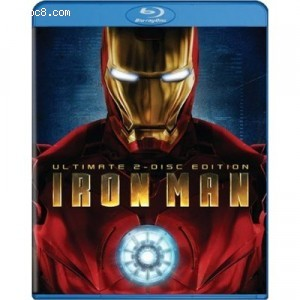 Iron Man (Ultimate 2-Disc Edition)