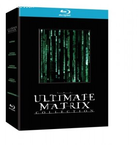 Ultimate Matrix Collection [Blu-ray], The Cover