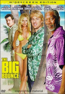 Big Bounce, The (Widescreen) Cover