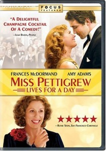 Miss Pettigrew Lives for a Day (Widescreen & Full Screen Edition) Cover