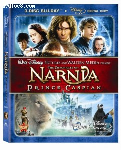 Chronicles of Narnia: Prince Caspian [Blu-ray], The
