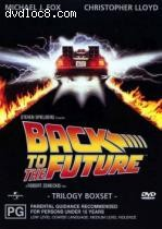 Back to the Future (Trilogy Box Set) Cover