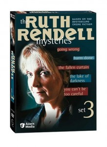 Ruth Rendell Mysteries - Set 3, The Cover