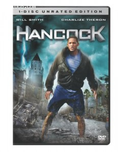 Hancock (1-Disc Unrated Edition) Cover
