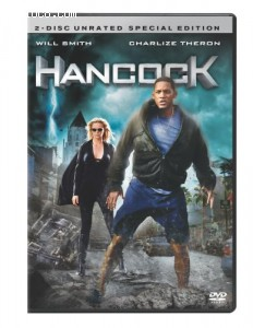 Hancock (Two-Disc Unrated Special Edition) Cover