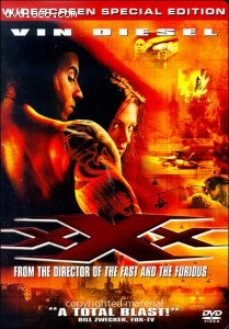 XXX (Widescreen) Cover