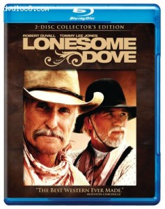 Lonesome Dove (2-Disc Collector's Edition) Cover