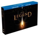 Cover Image for 'I Am Legend Ultimate Collector's Edition (Blu-ray)'