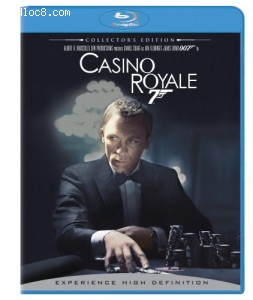 Casino Royale (Collector's Edition, 2 discs) [Blu-ray]