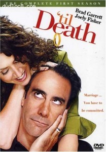 'Til Death - The Complete First Season Cover