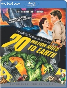 Cover Image for '20 Million Miles To Earth (50th Anniversary Edition)'
