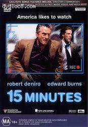 15 Minutes Cover