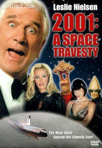 2001: A Space Travesty Cover