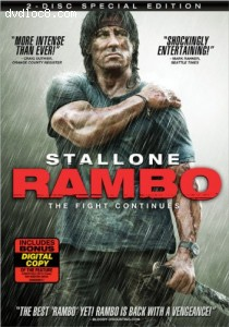 Rambo (Special Edition + Digital Copy) Cover