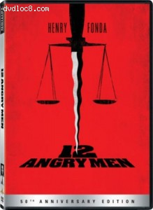 12 Angry Men (50th Anniversary Edition) Cover