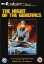 Night of the Generals, The Cover