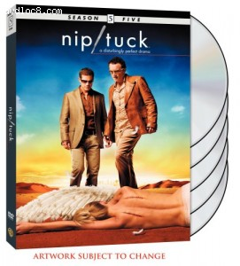Nip/Tuck - The Complete Fifth Season Cover