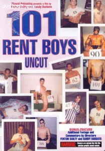 101 Rent Boys Cover