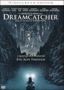 Dreamcatcher (Widescreen) Cover