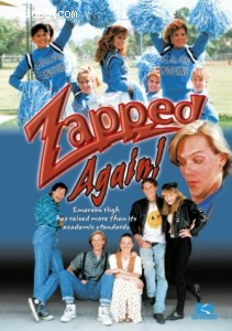 Zapped Again! Cover