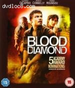 Blood Diamond (UK) Cover