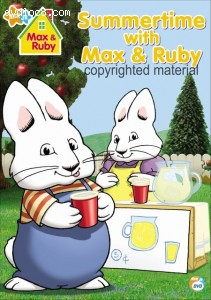 Max & Ruby: Summertime With Max & Ruby Cover
