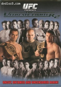 UFC: The Ultimate Fighter - Season 2 Cover