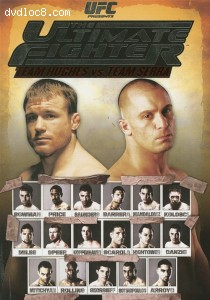 UFC: The Ultimate Fighter - Team Hughes Vs. Team Serra Cover