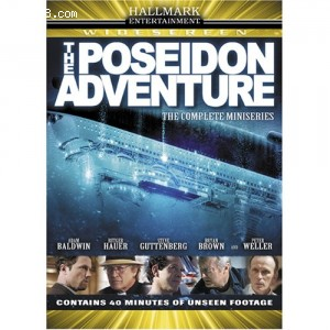 Poseidon Adventure, The: The Complete Miniseries (Widescreen)