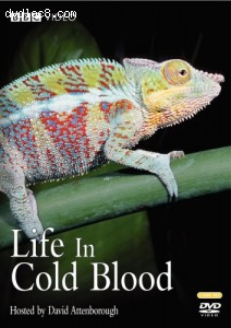 Life in Cold Blood Cover