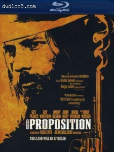 Proposition [Blu-ray], The Cover