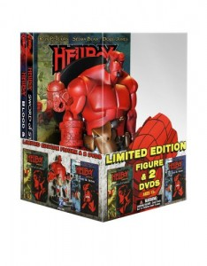 Hellboy Animated (Limited Edition 2-Pack with Figurine) Cover